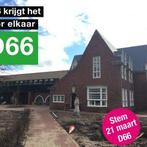 Huis van Waalre - D66 Waalre