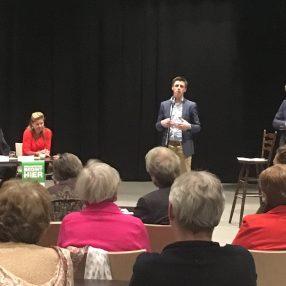 Floris Schoots - politiek forum seniorenraad
