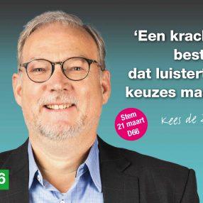 Kees de Zeeuw - D66 Waalre