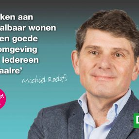 Michiel Roelofs - D66 Waalre