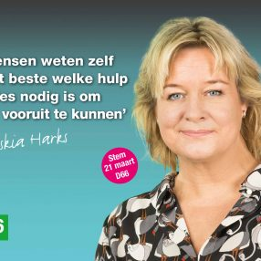 Saskia Harks - D66 Waalre
