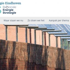 RES - website Metropoolregio Eindhoven